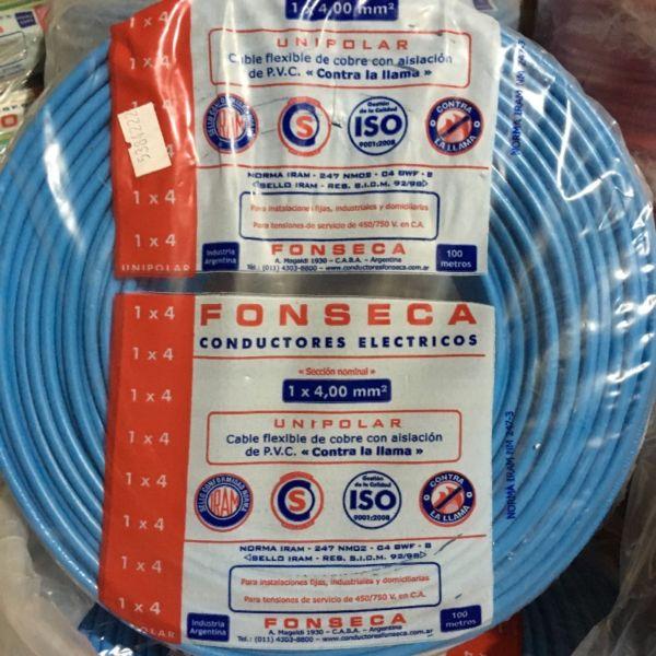 precio de cable unipolar